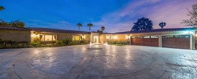 Los Angeles County Single Family Home For Sale: 27921 Palos Verdes Drive E