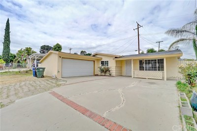 Rowland Heights Single Family Home For Sale: 1609 Valcarlos Avenue
