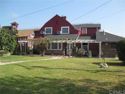 Temple City Single Family Home For Sale: 5460 Hilton Avenue