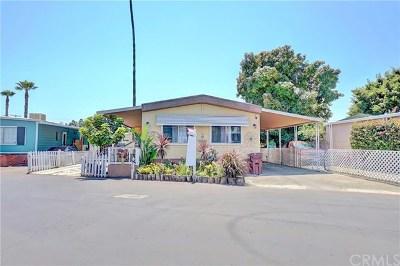 Orange County Mobile Home For Sale: 116 Vienna Drive