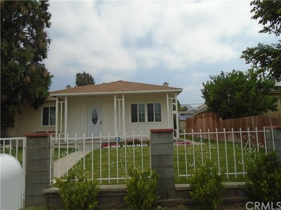 Duarte Single Family Home For Sale: 2639 Maynard