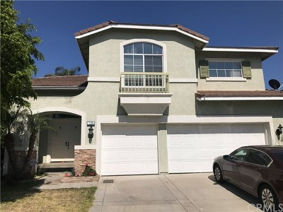 Rancho Cucamonga Single Family Home For Sale: 7125 Breno Place