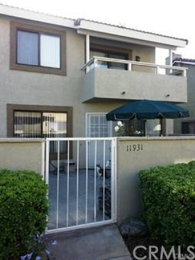 Chino Condo/Townhouse For Sale: 11931 Otsego Lane #54