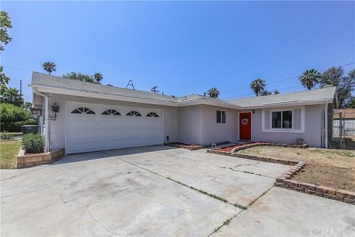 Riverside Single Family Home For Sale: 4354 Santee Place
