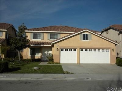 Fontana Single Family Home For Sale: 6007 Mira Vista Lane