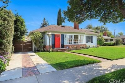 San Gabriel Single Family Home For Sale: 414 Oak Lane