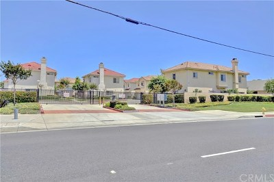Pomona Condo/Townhouse For Sale: 1370 S White Avenue