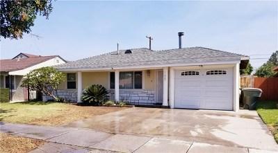 Norwalk Single Family Home For Sale: 11907 Allard Street