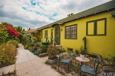 Pasadena Multi Family Home For Sale: 937 E California Boulevard