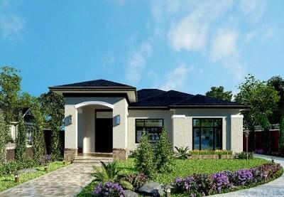 Pasadena Single Family Home For Sale: 1730 E Orange Grove Boulevard