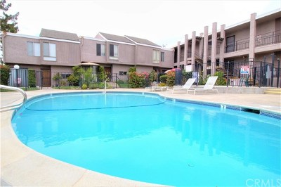 San Diego Condo/Townhouse For Sale: 3505 Angelucci Street #1L