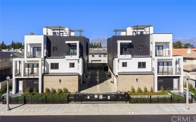 San Gabriel Condo/Townhouse For Sale: 519 W Newby Avenue #C