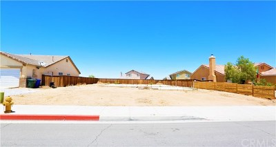 Adelanto Residential Lots & Land For Sale: 45972152 Moore Ct