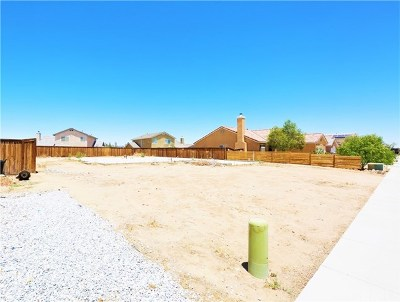 Adelanto Residential Lots & Land For Sale: 45972155 Moore Ct