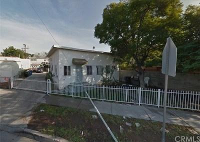 Los Angeles Multi Family Home For Sale: 4976 Navarro Street