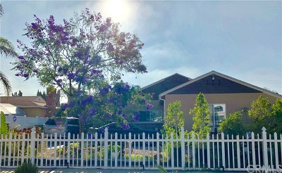 North Hollywood Single Family Home For Sale: 8240 Beeman Avenue