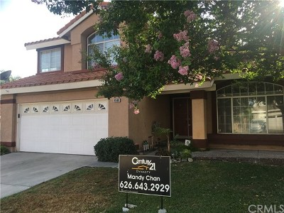 Rancho Cucamonga Single Family Home For Sale: 6568 Bradford Court