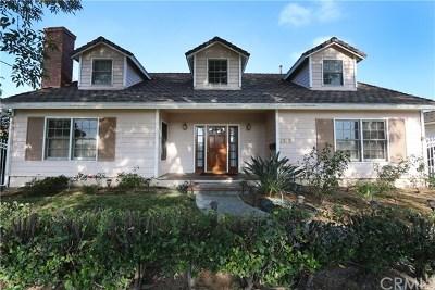 San Marino Single Family Home For Sale: 1395 S San Gabriel Boulevard
