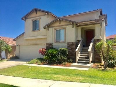 Corona Single Family Home For Sale: 3231 Mountain Pass Drive