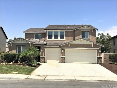 Eastvale Single Family Home For Sale: 14516 Arctic Fox Avenue