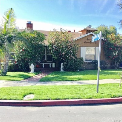 Van Nuys Single Family Home For Sale: 13930 Leadwell Street