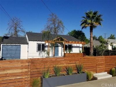 Pomona Single Family Home For Sale: 1333 S Gibbs Street