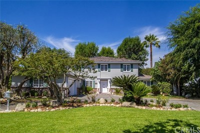 San Marino Single Family Home For Sale: 1471 Westhaven Road