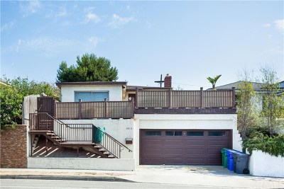 Manhattan Beach Single Family Home For Sale: 1012 Rosecrans Avenue