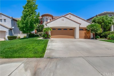 Temecula Single Family Home For Sale: 33036 Embassy Avenue