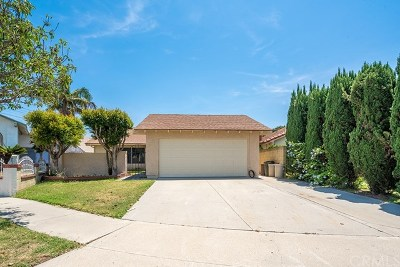 Cerritos Single Family Home For Sale: 19914 Rainbow Way