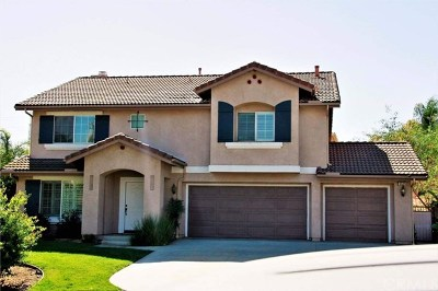Chino Hills Single Family Home For Sale: 5629 Pine Avenue