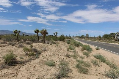 San Bernardino County Residential Lots & Land For Sale: Duncan Road