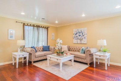 Pasadena Single Family Home For Sale: 3313 E Green Street