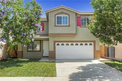Fontana Single Family Home For Sale: 5811 Ventana Drive