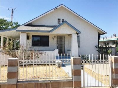 Pomona Single Family Home For Sale: 686 E 9th Street