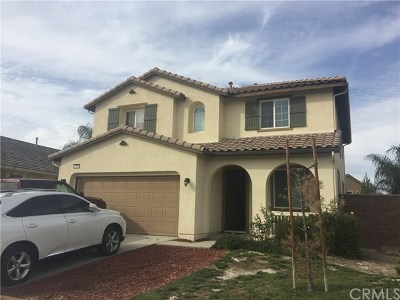 Lake Elsinore Single Family Home For Sale: 29522 Mascot