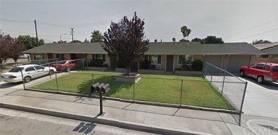 Pomona Multi Family Home For Sale: 804 E 9th Street