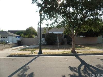 San Gabriel Single Family Home For Sale: 213 Daroca Avenue
