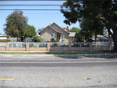Chino Multi Family Home For Sale: 5834 Chino Avenue