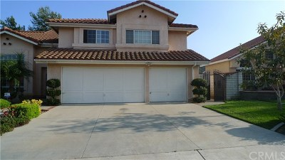 Diamond Bar Single Family Home For Sale: 24192 Benfield Place