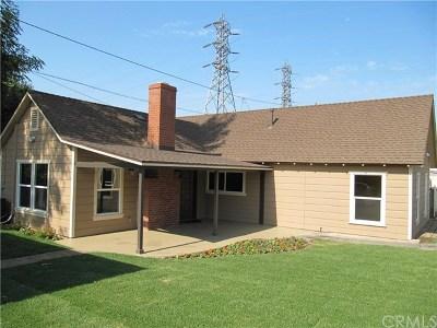 San Gabriel Single Family Home For Sale: 5304 N Burton Avenue