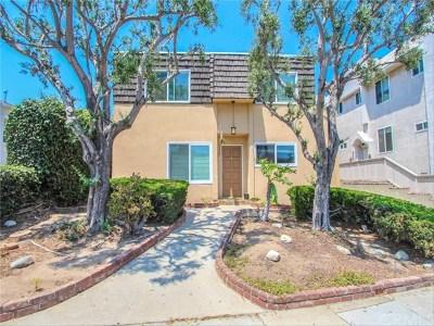 Manhattan Beach Condo/Townhouse For Sale: 1311 Manhattan Beach Boulevard #2