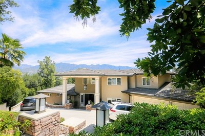La Canada Flintridge Single Family Home For Sale: 603 Chatham Place