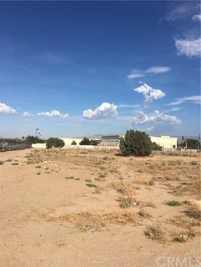 Hesperia Residential Lots & Land For Sale: Tamarisk Avenue