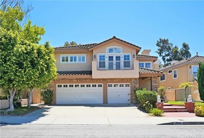 Rowland Heights Single Family Home For Sale: 3550 Hertford Place