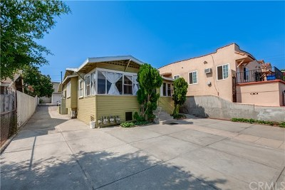 Los Angeles Single Family Home For Sale: 2665 Roseview Avenue