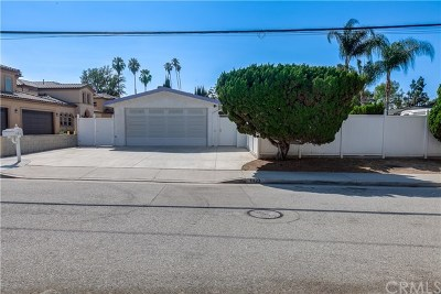 Hacienda Heights Multi Family Home For Sale: 1423 Dunswell Avenue