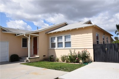 Hacienda Heights CA Single Family Home For Sale: $629,000