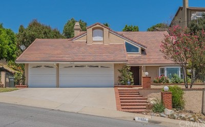 Walnut Single Family Home For Sale: 20625 E Peach Blossom Road