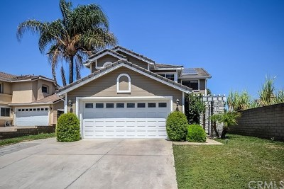 Chino Hills Single Family Home For Sale: 5866 Ridgegate Drive
